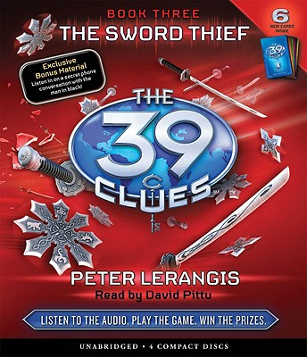 Image for The Sword Thief (The 39 Clues, Book 3)  - Audio
