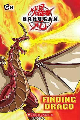Finding Drago (Bakugan Storybook), Tracey West