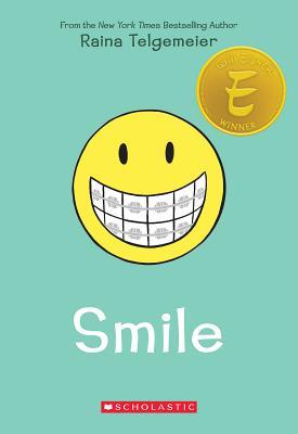 Smile, Raina Telgemeier