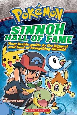 Sinnoh Hall of Fame (Pokemon), Katherine Fang