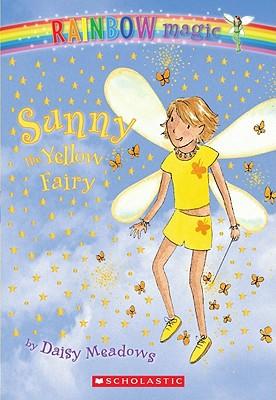 Image for Las Hadas del Arco Iris: Azafrán, el hada amarilla (Sunny the Yellow Fairy): (Spanish language edition of Rainbow Magic #3: Sunny the Yellow Fairy) (3) (Spanish Edition)