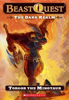 Image for Beast Quest #13: The Dark Realm: Torgor the Minotaur