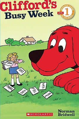 Image for Scholastic Reader Level 1: Clifford: Clifford's Busy Week