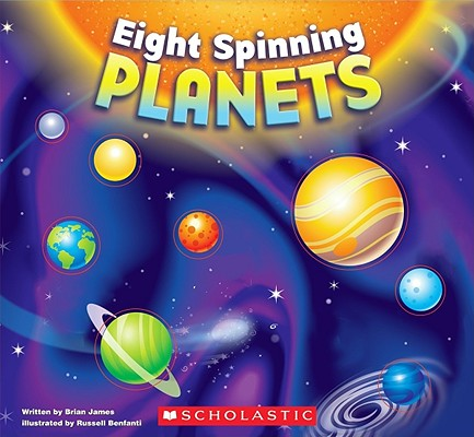 Image for Eight Spinning Planets