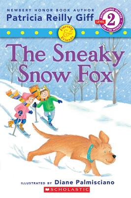 Image for Fiercely and Friends: The Sneaky Snow Fox