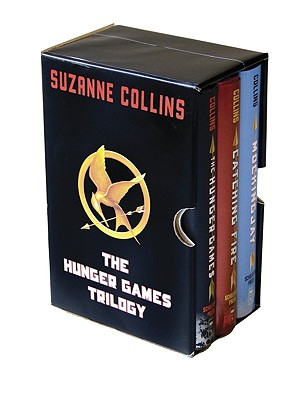 Image for HUNGER GAMES TRILOGY BOXED SET