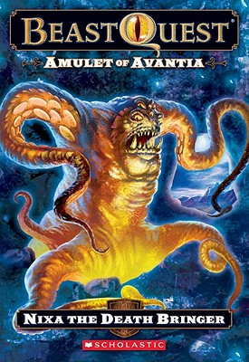 Image for Beast Quest #19: Amulet of Avantia: Nixa the Death Bringer