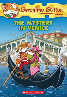 Image for The Mystery in Venice (Geronimo Stilton, No. 48)