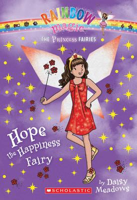 Image for Princess Fairies #1: Hope the Happiness Fairy: A Rainbow Magic Book