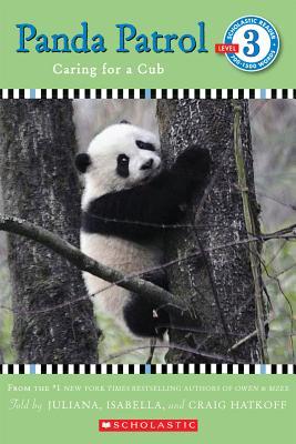 Scholastic Reader Level 3: Panda Patrol, Craig Hatkoff