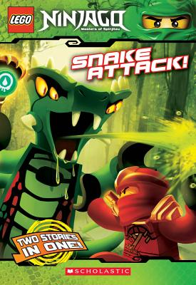 Image for Snake Attack! (LEGO Ninjago: Chapter Book)