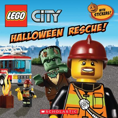 Image for LEGO City: Halloween Rescue