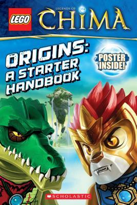 LEGO® Legends of Chima: Origins: A Starter Handbook, Tracey West