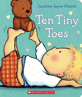 Ten Tiny Toes, Church, Caroline Jayne