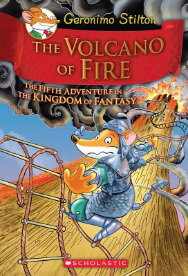 Image for Geronimo Stilton and the Kingdom of Fantasy #5: The Volcano of Fire