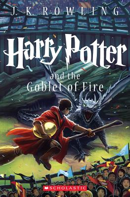 HARRY POTTER AND THE GOBLET OF FIRE (HARRY POTTER, NO 4), ROWLING, J. K.