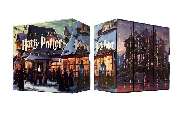 Image for Harry Potter Complete Book Series Special Edition Boxed Set
