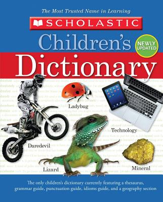 Image for SCHOLASTIC CHILDREN'S DICTIONARY