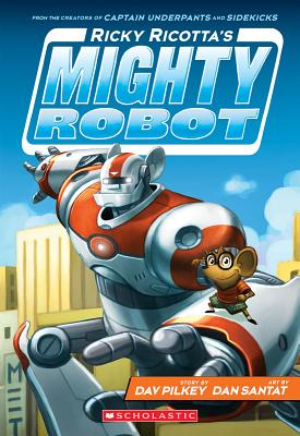 Image for RICKY RICOTTA'S MIGHTY ROBOT