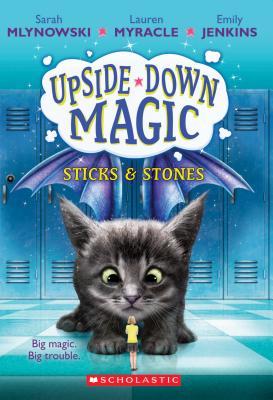 Image for STICKS & STONES (UPSIDE-DOWN MAGIC, NO 2)