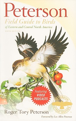 Image for PETERSON FIELD GUIDE TO BIRDS OF EASTERN