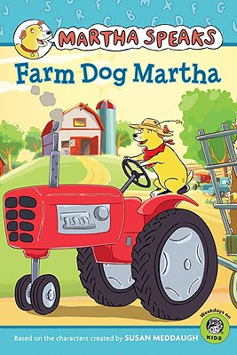 Image for Farm Dog Martha (Martha Speaks Readers)