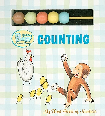 "Curious Baby Counting (Curious George Board Book with Beads) (Curious Baby Curious George), ""Rey, H. A."""