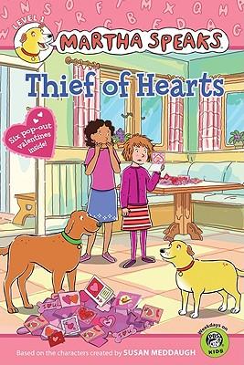 "Martha Speaks: Thief of Hearts (Reader), ""Meddaugh, Susan"""