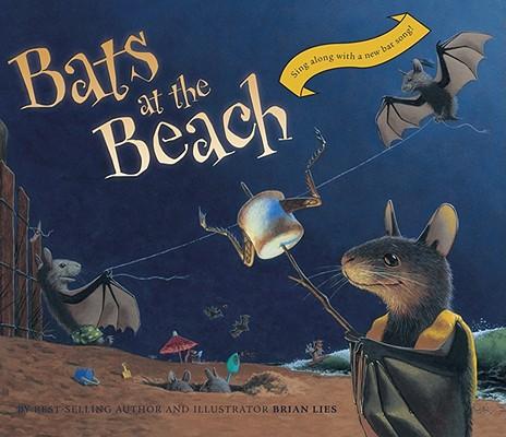 Image for Bats at the Beach lap board book (A Bat Book)