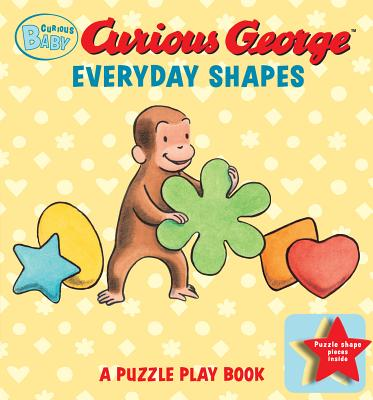 Image for Curious Baby Everyday Shapes Puzzle Book