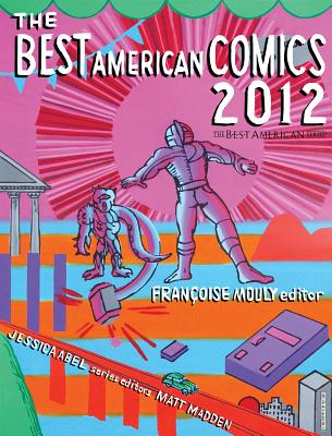 Image for The Best American Comics 2012 (The Best American Series ®)