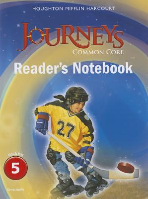 Image for Journeys: Common Core Reader's Notebook Consumable Grade 5
