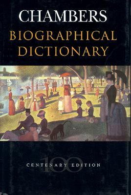 Image for Chambers Biographical Dictionary (Larousse Biographical Dictionary)