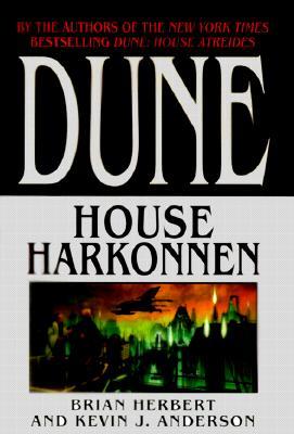 Dune: House Harkonnen, Anderson, Kevin J.; Herbert, Brian