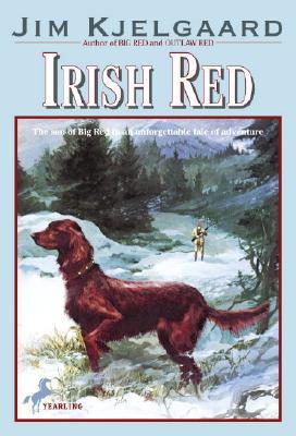 """Irish Red, """"Kjelgaard, Jim"""""""