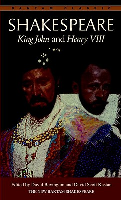 Image for KING JOHN AND HENRY VIII