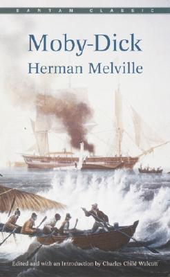 MOBY-DICK, MELVILLE, HERMAN