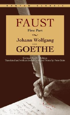 Image for Faust (Bantam Classics) (Part I) (English and German Edition)