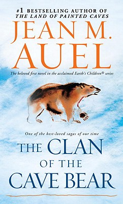 CLAN OF THE CAVE BEAR (EARTH'S CHILDREN, NO 1), AUEL, JEAN