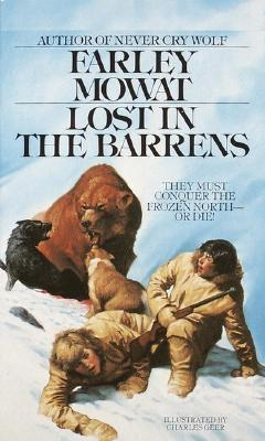 Lost in the Barrens, FARLEY MOWAT, CHARLES GEER