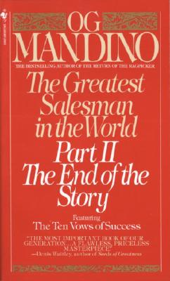 Greatest Salesman in the World Part II: The End of the Story, Mandino, OG