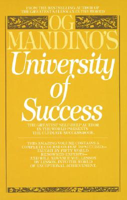 Image for UNIVERSITY OF SUCCESS