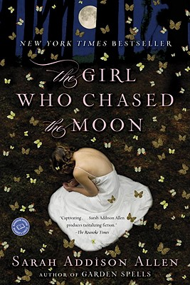 GIRL WHO CHASED THE MOON, ALLEN, SARAH ADDISON