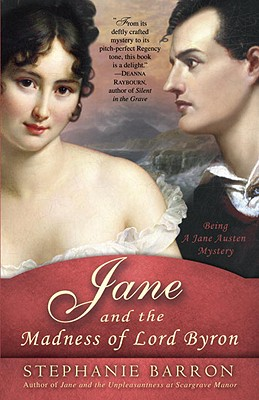Image for JANE AND THE MADNESS OF LORD BYRON