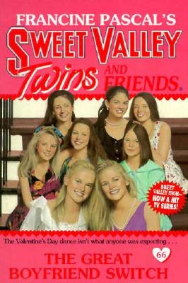 Image for The Great Boyfriend Switch (Sweet Valley Twins)