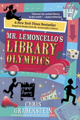 Image for MR. LEMONCELLO'S LIBRARY OLYMPICS