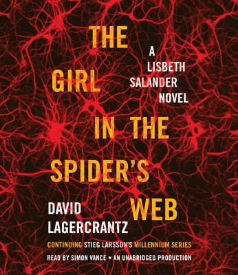 Image for Girl in the Spider's Web (Millennium Series: Book 4 - unabridged audio)