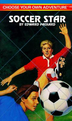 Image for Soccer Star (Choose Your Own Adventure #146)