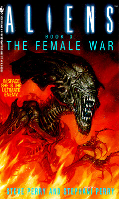 Image for The Female War: Aliens, Book 3