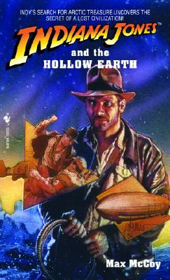 Indiana Jones and the Hollow Earth, Max McCoy
